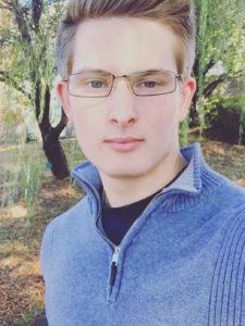 Korey Kinsler, a Forestry Fellow