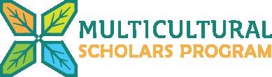 Multicultural Scholars Program logo